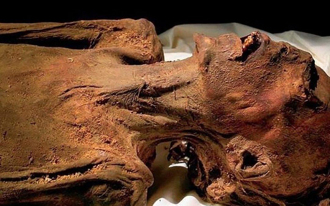 El misterio «resuelto» de la momia que grita